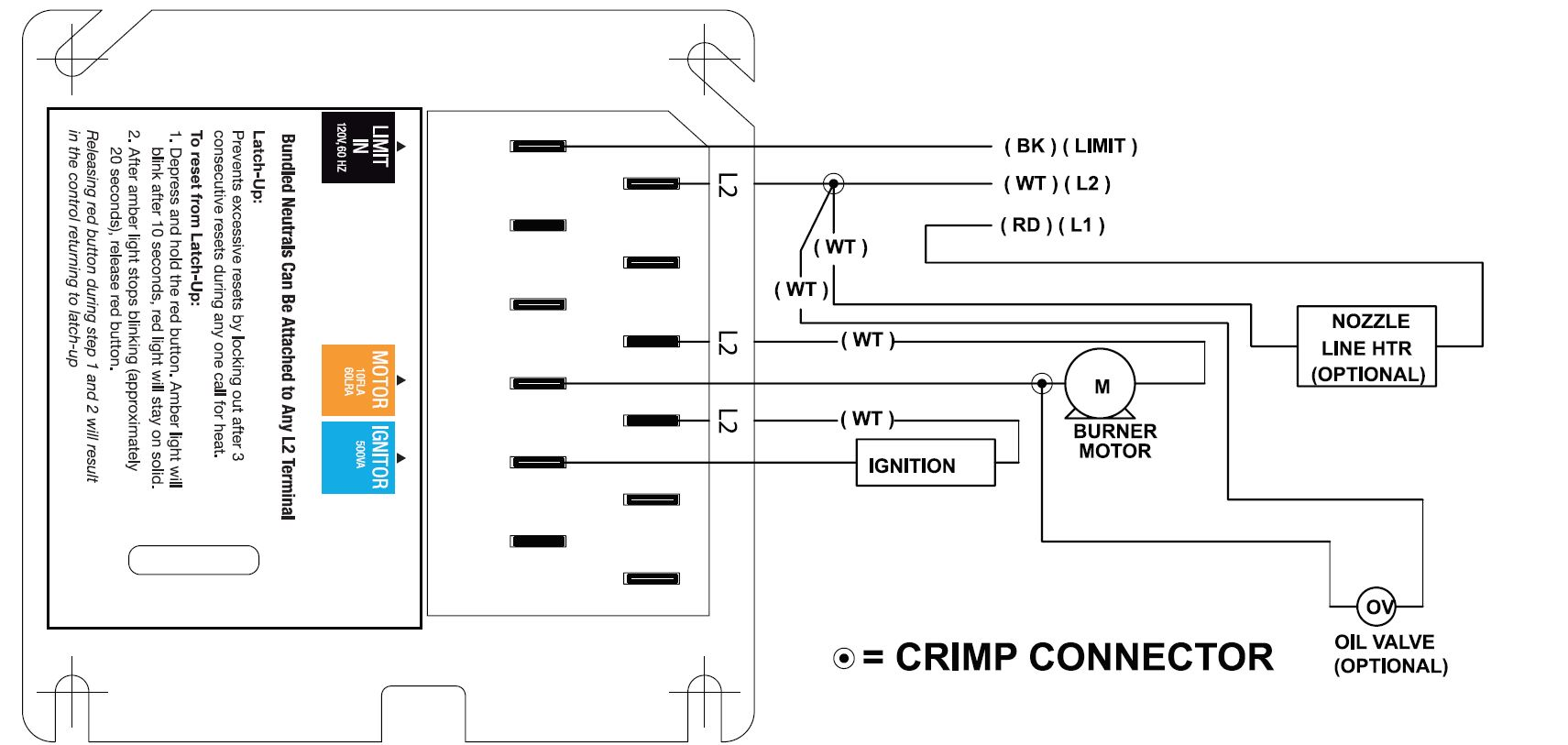 Beckett Burner Wiring Diagram