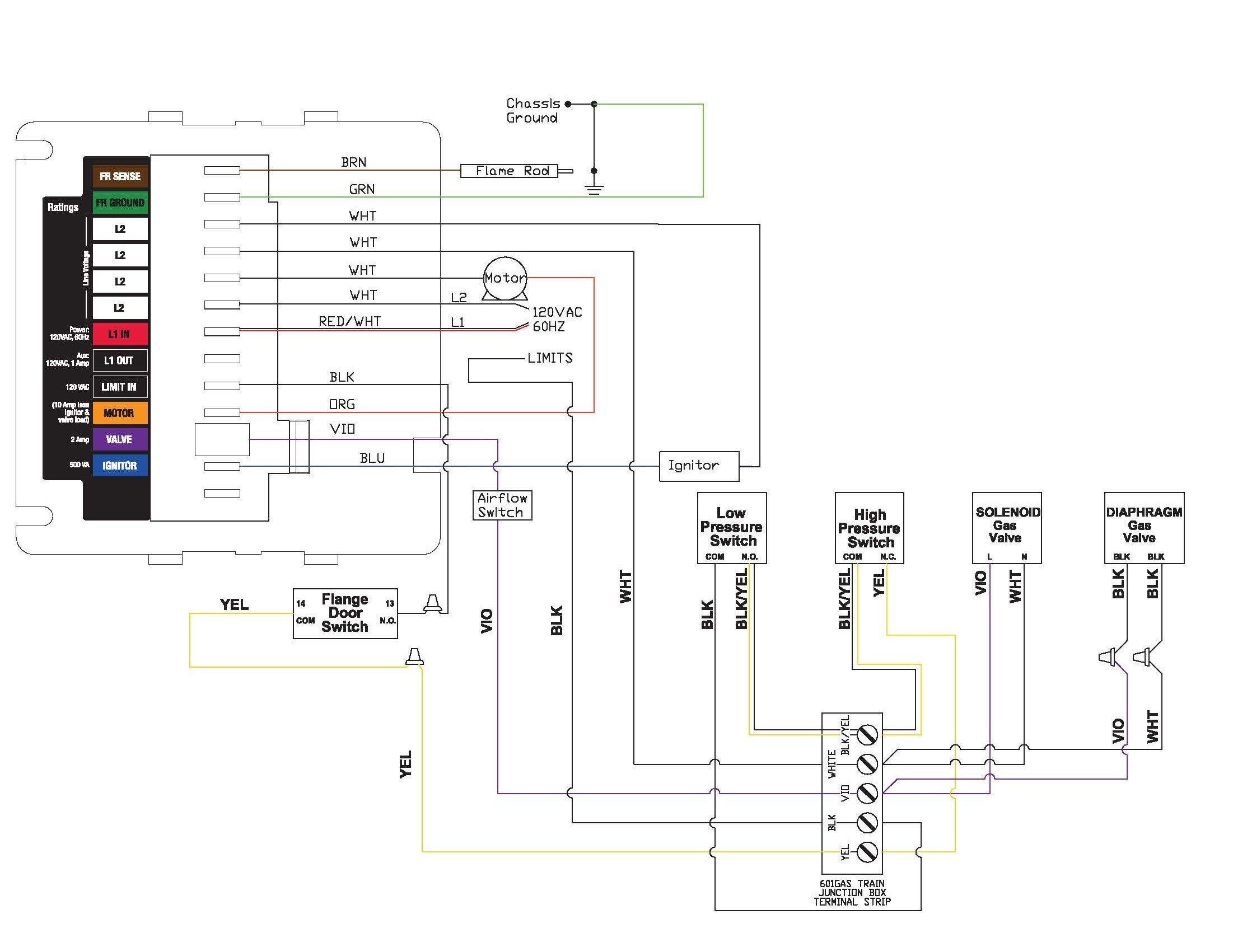 Wiring Diagram – Carlin Combustion Technology, Inc. | Long 680 Wiring Diagram |  | Carlin Combustion