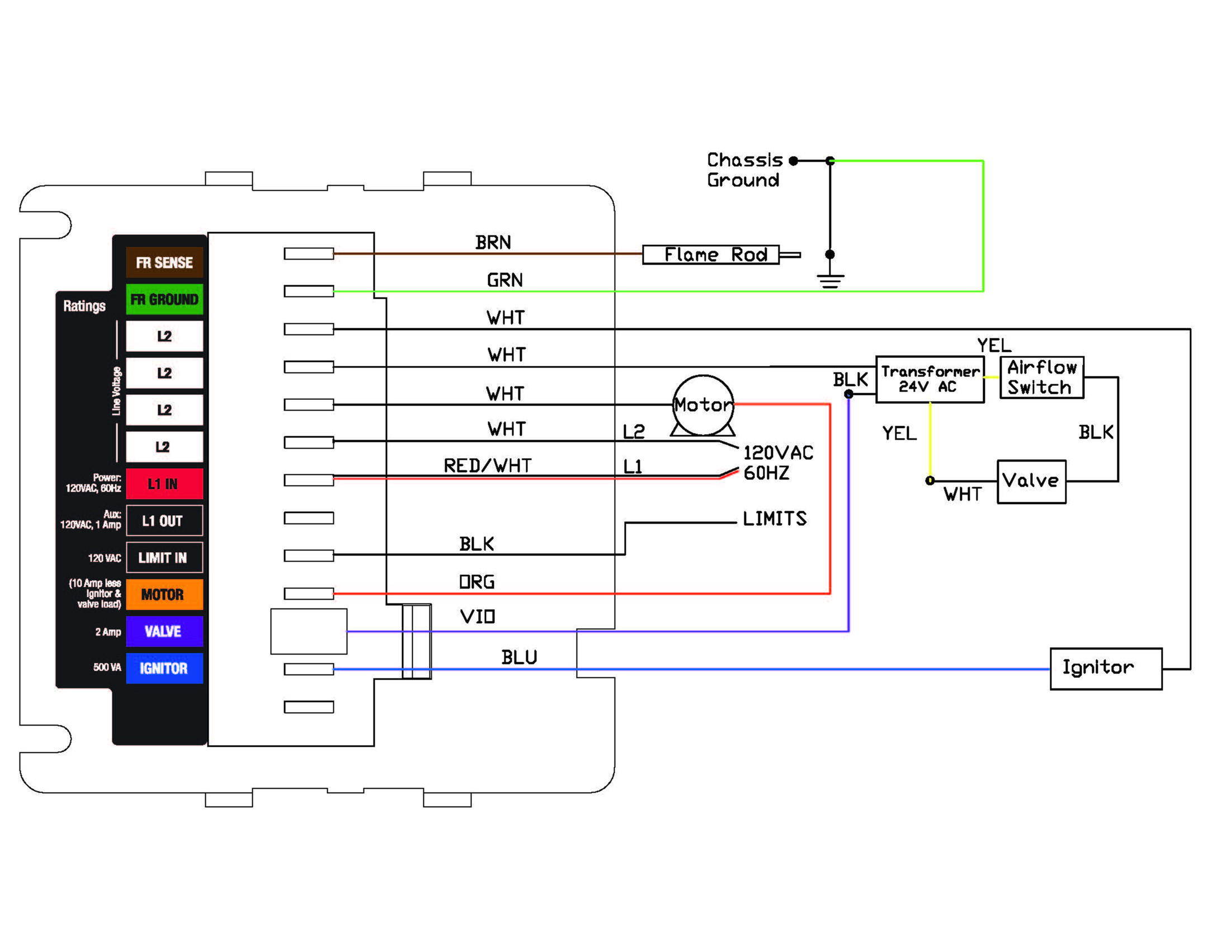 Wiring Diagram Carlin Combustion Technology Inc